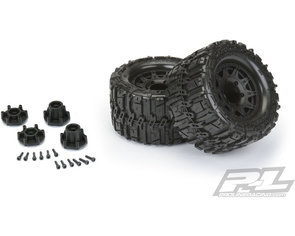 Firm 2 - PRO9054-001 Pro-Line Suppressor X1 Off-Road 1:8 Buggy Tires