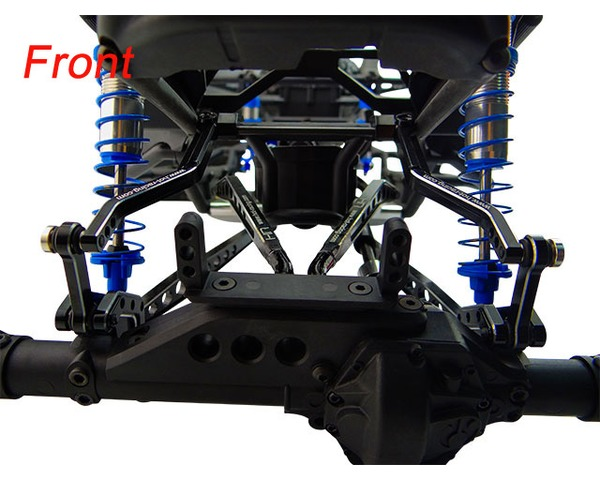 HR Front Sway Bar for Bomber - RCCrawler