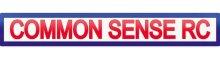 logo for Common Sense RC